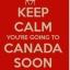 Ideš za Kanadu