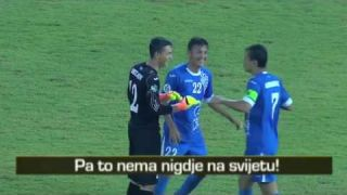 Uzbekistan golman - majku ti glupu!!!
