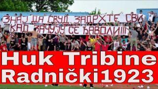 Huk Tribine 🔊 Sinovi Kragujevacki 💔 Radnički Kragujevac 💗 Crveni Djavoli 📢