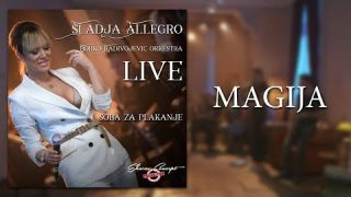 Sladja Allegro - Magija - (Official Live Video 2017)