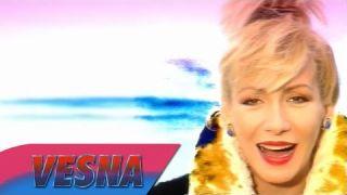 Vesna Zmijanac - Sto zivota - (Official Video 1990)