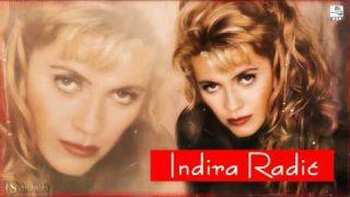 Indira Radic - Sve da volim ona me ucila - (Audio 1995)