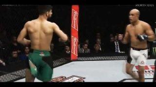 B.J. Penn vs Yair Rodríguez [FIGHT HIGHLIGHTS]