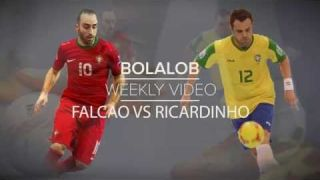 Falcao Vs Ricardinho, Who is The Best Futsal Player? : Bolalob Weekly Video