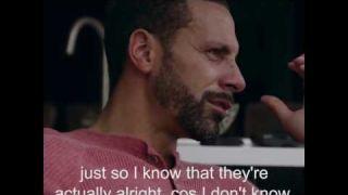 HEART BREAKING - Rio Ferdinand: Being Mum and Dad
