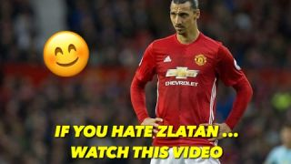 If you HATE Zlatan Ibrahimovic... watch this video! You'll change your mind!