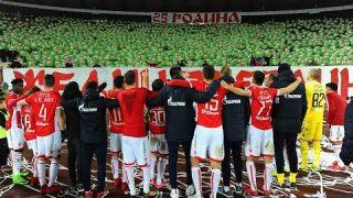 Delije - Podrška igračima pred odlazak u Borisov | Crvena zvezda - Rad 6:1